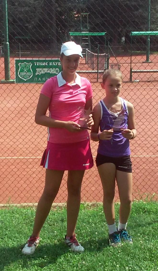 Ana Vilček i Katarina Novaković