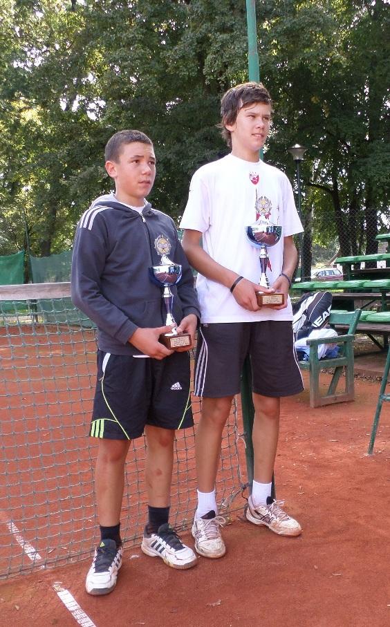 Nemanja Subanović i Miloš Vuković