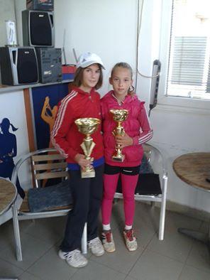 Natalija Senić i Ana Vilček