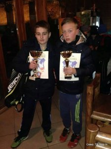 ОП Београда, ТК Victoria, дечаци 12 година, III категорија, 29.11-1.12.14.