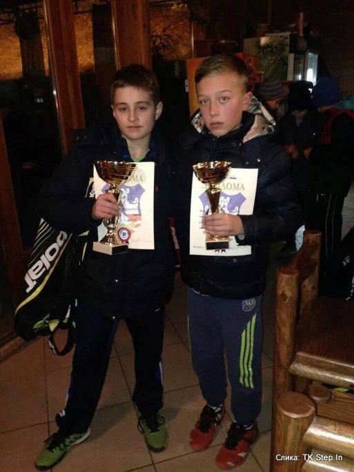 Mihajlo Škulić i Luka Jovanović