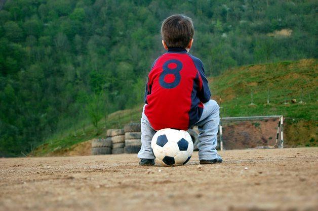 Fudbal, dečji sport