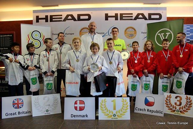 Tennis Europe Winter Cups by HEAD 2015, Denmark, Great Britain, Czech Republic