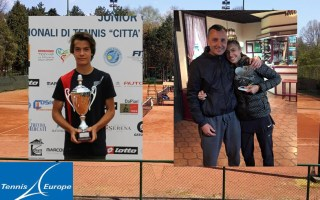 Marko Miladinović, Olga Danilović, Ivan Petković, Pancevo Open 2015, Pecin memorijal, Tennis Europe U16