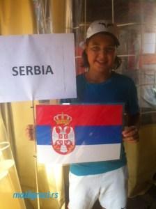 Стефан Поповић други на Torneo U12 Porto San Giorgio, TE, Италија