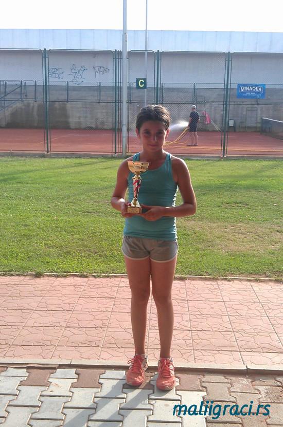 OP Elita do 14 godina, Teniska akademija Elite Novi Sad