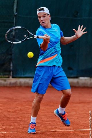 Marko Miladinović, Tennis Europe Junior Masters U16