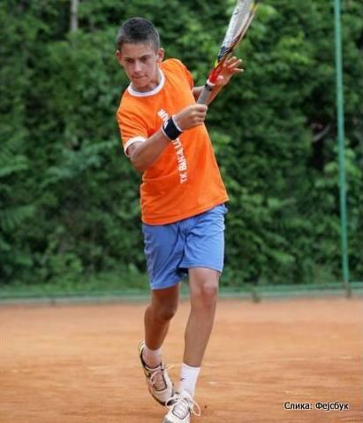 Stefan Granolić, Masters Teniskog saveza Republike Srpske do 14 godina