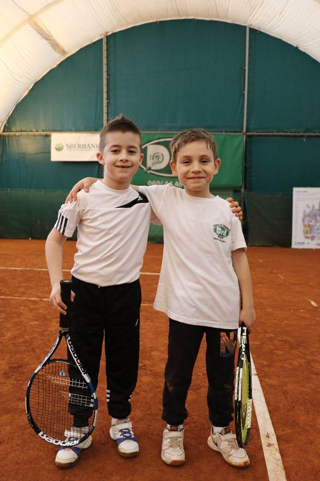 Turnir crvenog nivoa, Teniski klub Dril Beograd