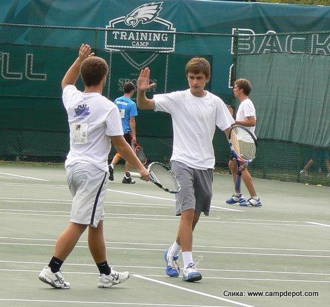 Tenis na koledžu, regrutovanje tenisera za koledž