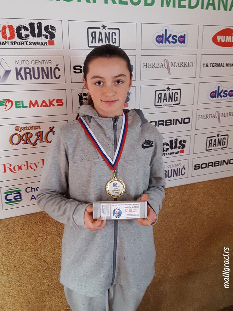 Fatma Idrizović, Milaš mali igrač 2016