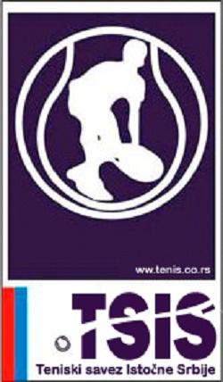 Teniski savez Istočne Srbije_logotip