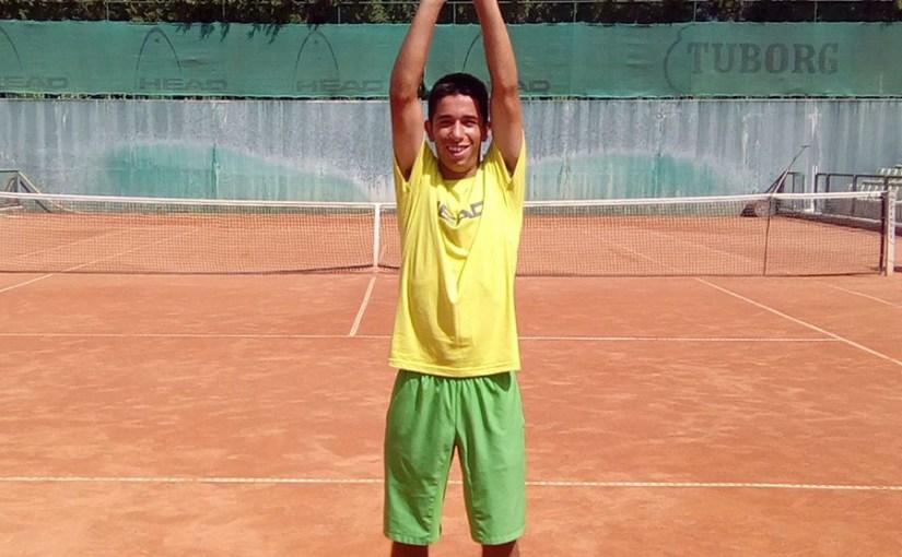 Luka Stefanović, Sport Palace Cup 2017 U16 Sliven, Bugarska, Bulgaria, Tennis Europe Junior Tour