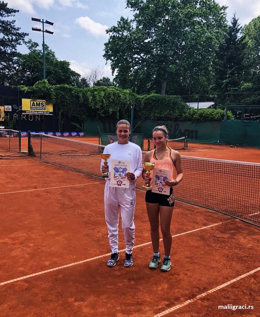 Nina Zdravković, Premium tennis, Premium tenis, Премиум тенис, Teniska škola Premium tennis Beograd
