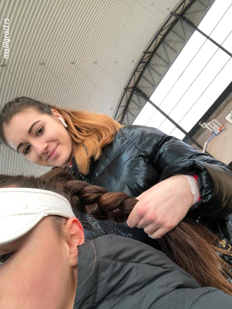 Fatma Idrizović, Nikol Paleček, Tennis Europe Winter Cups by HEAD U16 Lousada Portugal