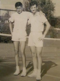 Branislav Bane Vučetić, Teniski klub Sa&Ni Beograd
