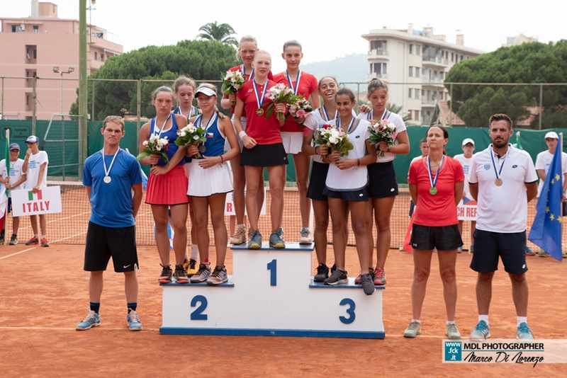 European Summer Cups 2019, Tennis Europe Junior Tour