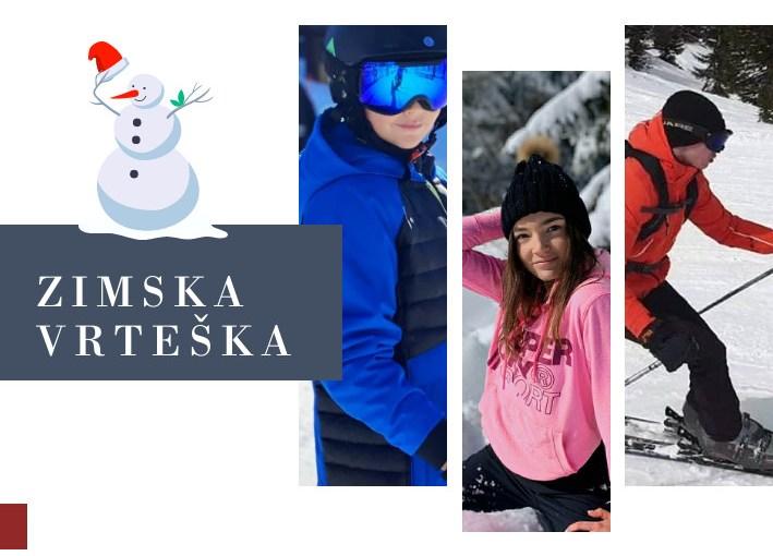 Anamarija Kovačević, Zimska vrteška 2020, Mali teniseri na zimskom raspustu