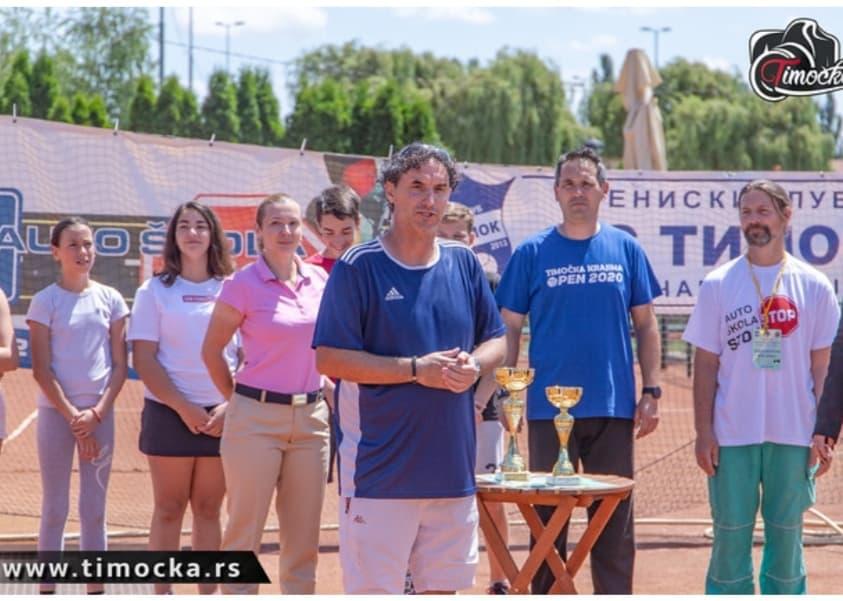 Dario Petković, TSS TOUR Timočka krajina OPEN 2020, turnir za mladiće i devojke do 16 godina, TK Magnet Knjaževac, TK As Timok Zaječar