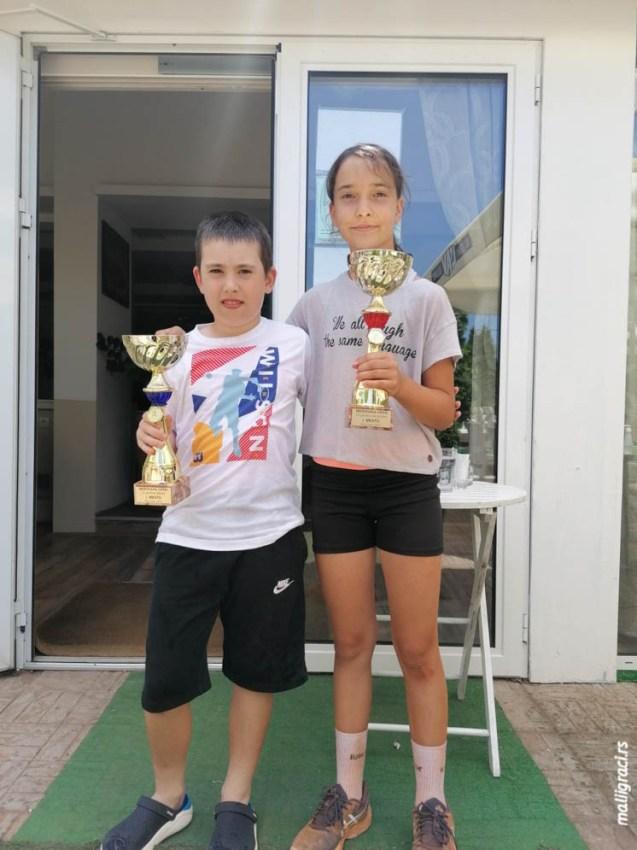 ОП Новог Сада, ТК Меридиана, дечаци и девојчице 12 год, Б кат, 4-5.7.20.