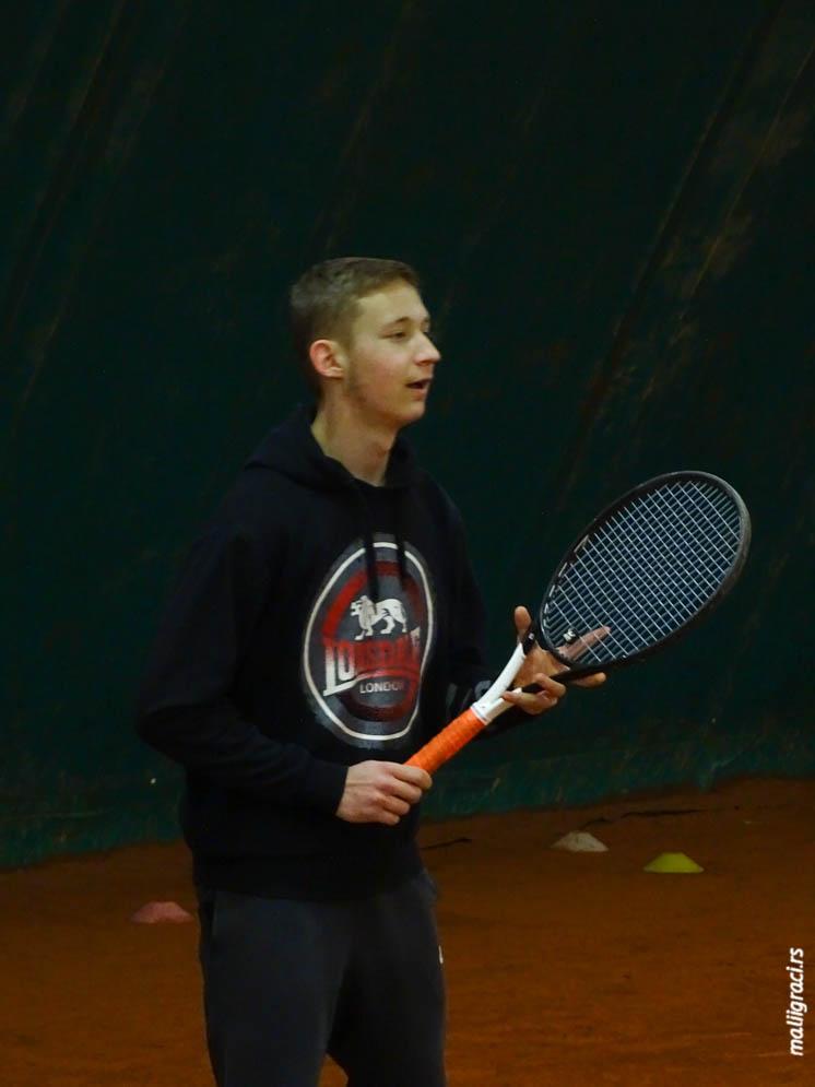 Mitar Bogićević, Teniski klub Premium Beograd, TK Premium Beograd, Premium tenis Beograd
