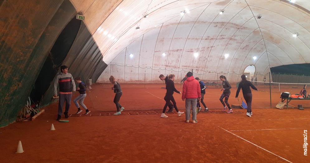 Nikola Protić, Teniski klub Premium Beograd, TK Premium Beograd, Premium tenis Beograd