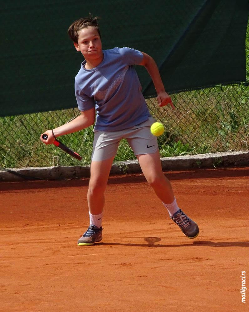 Lazar Luković, Teniski klub Stari Košutnjak Beograd, TK Stari Košutnjak Beograd