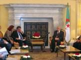 En Algérie avec la Délégation Maghreb du Parlement européen, du 28 au 31 octobre 2013