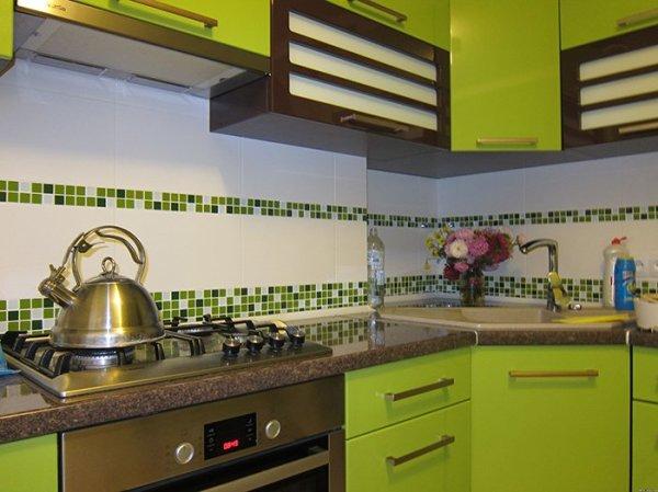 Фартук для кухни: фото идеи, выбор материала