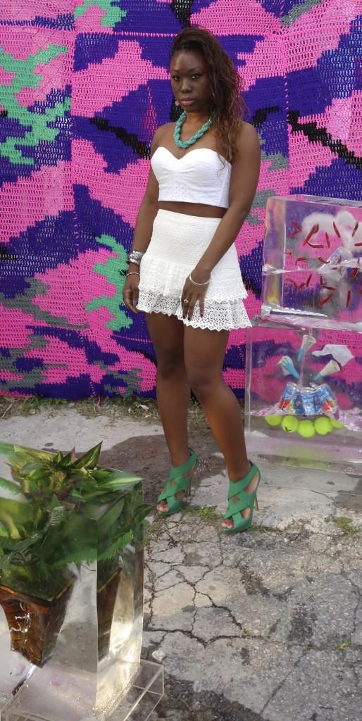 Malinda Knowles at Open Canvas