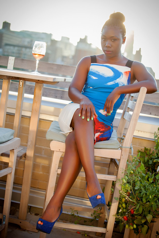 Malinda Knowles Milly Dress