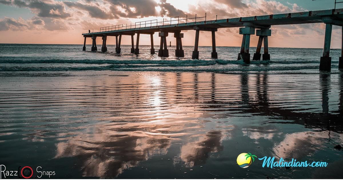Golden beach buntwani