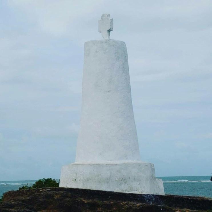 Vasco da Gama pillar jed kan - Attrazioni di Malindi