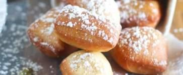 Coconut Maandazi