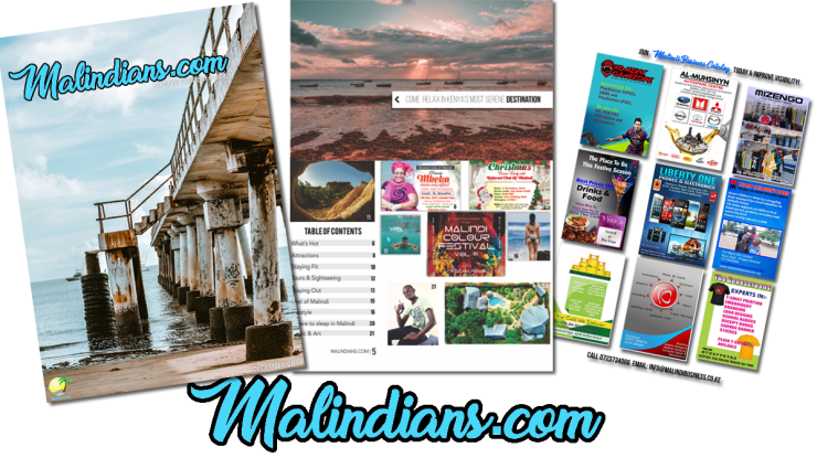 malindi kenya tourism guide malindians - 8 Top businesses that can do well in and around Malindi Airport