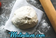 twisted bread recipe on Malindians
