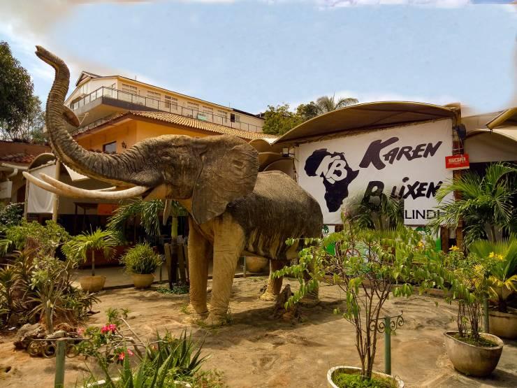 karen blixen malindi galana shopping centre places - Galana Shopping Centre