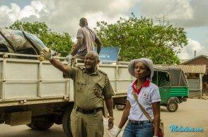 Malindi Town Clean up - Kisumu Ndogo-109