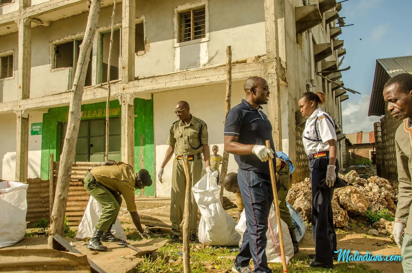 Malindi Town Clean up Kisumu Ndogo 76 - Malindi Town Clean-up in Kisumu Ndogo ( Pictorial)
