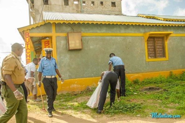 Malindi Town Clean up - Kisumu Ndogo-79