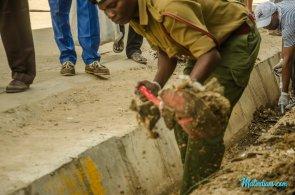 Malindi Town Clean up - Kisumu Ndogo-90