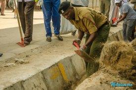 Malindi Town Clean up - Kisumu Ndogo-91
