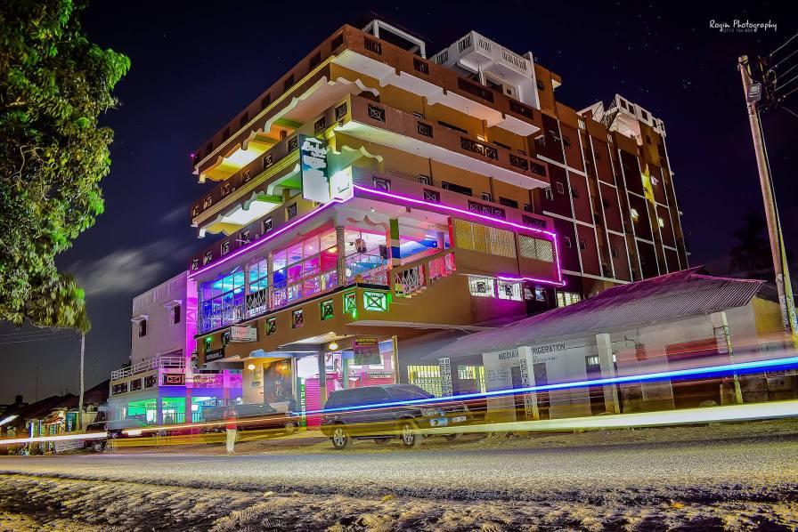 Malindi nightlife - Majengo neighbourhood