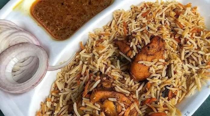 mutton pilau malindians - malindi Food