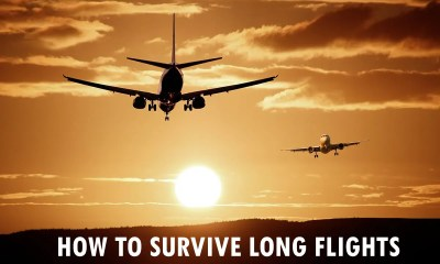 travelling to malindi - how to survive a long flight