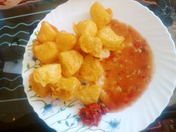 viazi karai na pilipili ya ukwaju - Swahili dishes that you should try while in Malindi