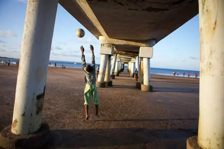 5 Places to take Pictures in Malindi Malindi Pier - What are the best spots to take pictures in Malindi Kenya?