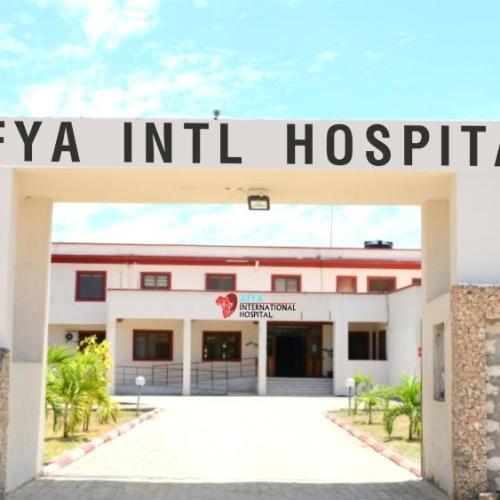 Afya International Hospital