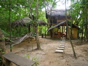 Sri Lanka Habarana Jungle Eco Lodge malindkate