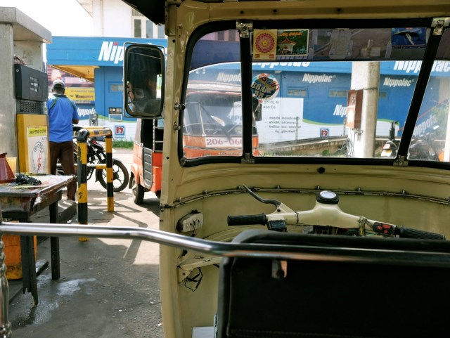Sri Lanka Galle TucTuc Ride